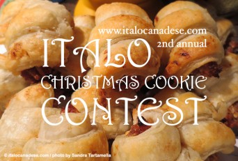 Italo Christmas Cookie Contest 2013