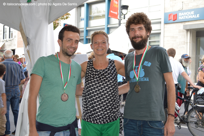 3rd Place Winners - Davide Franceschini & Filippo Malandro