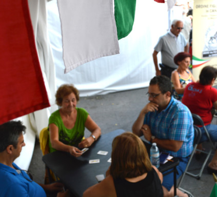 Montreal's Italian Week 2017 – The Scopa Winners